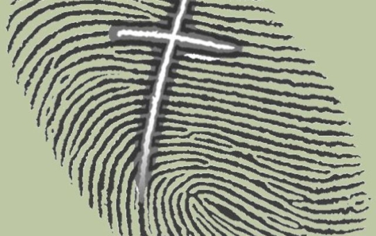 """God's Fingerprints"""