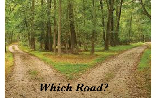 Which Road?